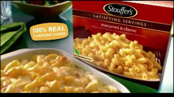 Stouffer's TV Spot for Macaroni & Cheese - Thumbnail 8
