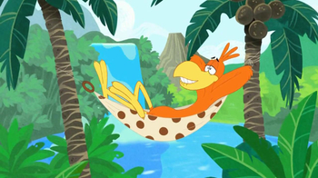 Cocoa Puffs TV Spot, 'Deserted Island' - Thumbnail 1
