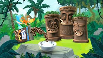 Cocoa Puffs TV Spot, 'Deserted Island' - Thumbnail 2