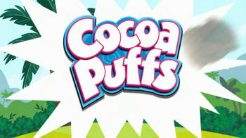 Cocoa Puffs TV Spot, 'Deserted Island' - Thumbnail 7