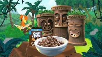 Cocoa Puffs TV Spot, 'Deserted Island'
