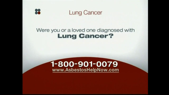 Sokolove Law, LLC TV Spot for Lung Cancer Diagnosis - Thumbnail 2