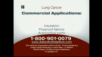 Sokolove Law, LLC TV Spot for Lung Cancer Diagnosis - Thumbnail 7