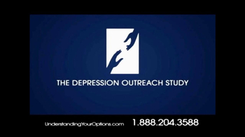 Depression Outreach Study TV Spot for Understand Your Options - Thumbnail 10