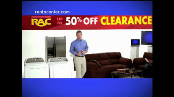 Rent-A-Center TV Spot For Clearance Event - Thumbnail 2