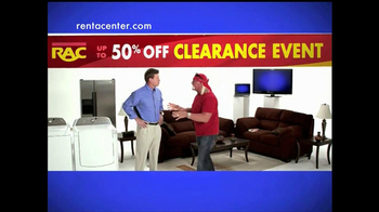 Rent-A-Center TV Spot For Clearance Event - Thumbnail 4