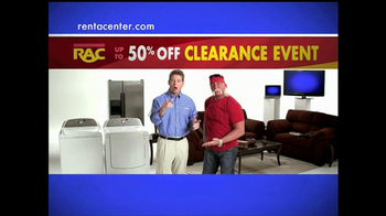 Rent-A-Center TV Spot For Clearance Event - Thumbnail 5