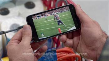 DIRECTV TV Spot, 'Shopping' Featuring Eli Manning, Deion Sanders - Thumbnail 6