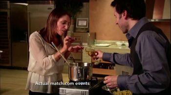 Match.com Stir Events TV Spot, 'Recipes'