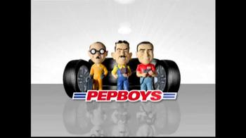 Pep Boys TV Spot For Oil Change Packages - Thumbnail 1
