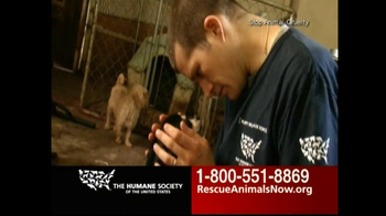 Humane Society TV Spot For Rescue Animals Now - Thumbnail 4