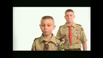 Boy Scouts of America TV Spot For Words To Live By
