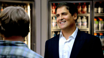 Mountain Dew TV Spot For Diet Mountain Dew Featuring Mark Cuban - Thumbnail 8