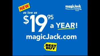 magicJack Plus TV Spot