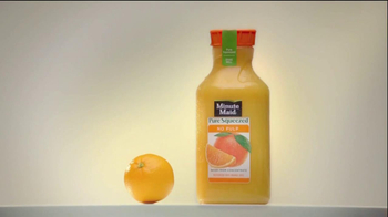 Minute Maid Pure Squeezed TV Spot, 'Orange Turn' Featuring Ty Burrell - Thumbnail 2