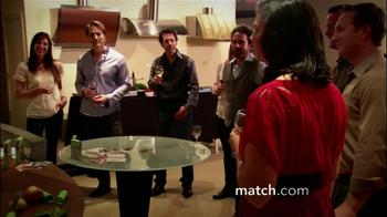Match.com TV Spot For Cooking Class - Thumbnail 2
