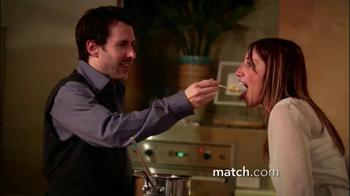 Match.com TV Spot For Cooking Class - Thumbnail 6