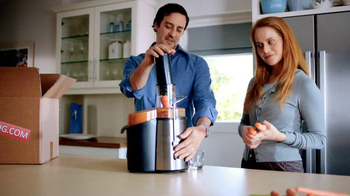 Bounty TV Spot, 'Juicer'