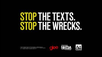 Stop the Texts, Stop the Wrecks TV Spot, 'Last Words'