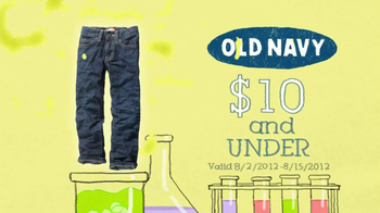 Old Navy Jeans TV Spot, 'Science Genie' - Thumbnail 6