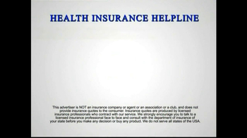 Health Insurance Helpline TV Spot - Thumbnail 10