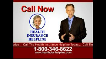 Health Insurance Helpline TV Spot
