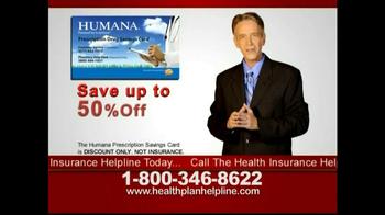 Health Insurance Helpline TV Spot - Thumbnail 9