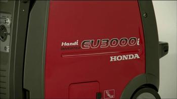 Honda Generators TV Spot For Portable Generators - Thumbnail 7