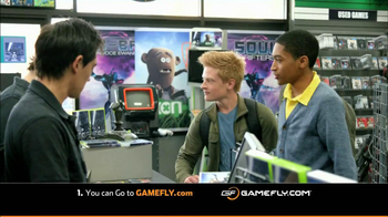 GameFly.com TV Spot Don't Get Stuck With Bad Games - Thumbnail 1