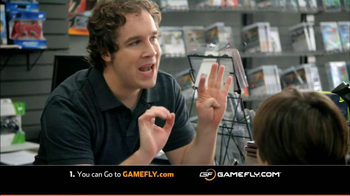 GameFly.com TV Spot Don't Get Stuck With Bad Games - Thumbnail 3