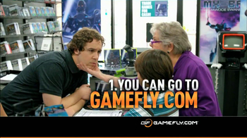GameFly.com TV Spot Don't Get Stuck With Bad Games - Thumbnail 7