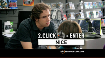GameFly.com TV Spot Don't Get Stuck With Bad Games - Thumbnail 8