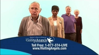 Visiting Angels TV Spot For Everyone Is Different - Thumbnail 1