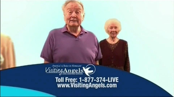Visiting Angels TV Spot For Everyone Is Different - Thumbnail 3