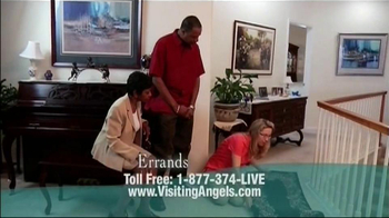 Visiting Angels TV Spot For Everyone Is Different - Thumbnail 7