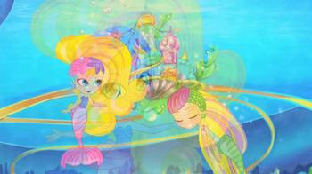 Waverly Magic Seashells TV Spot - Thumbnail 1