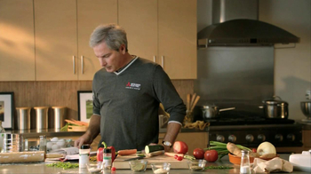 Mitsubishi Electric TV Spot For Fred Couples Cooking - Thumbnail 2