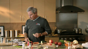 Mitsubishi Electric TV Spot For Fred Couples Cooking