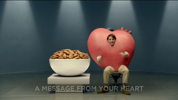 Almond Board TV Spot For Message From Your Heart - Thumbnail 1