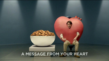 Almond Board TV Spot For Message From Your Heart - Thumbnail 3