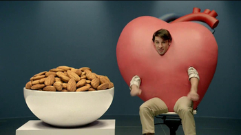 Almond Board TV Spot For Message From Your Heart - Thumbnail 4
