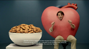 Almond Board TV Spot For Message From Your Heart - Thumbnail 5