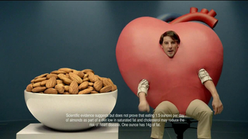 Almond Board TV Spot For Message From Your Heart - Thumbnail 6