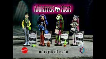 Mattel TV Spot For Monster High
