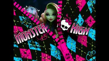 Mattel TV Spot For Monster High - Thumbnail 1