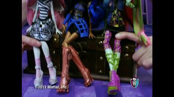 Mattel TV Spot For Monster High - Thumbnail 2