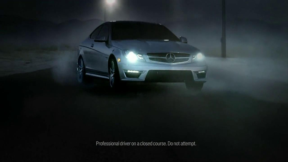 Awesome Mercedes Benz Tv Commercial For C250 Coupe Ispot Tv Door Handles Collection Olytizonderlifede