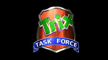 Trix TV Spot, 'Trix Task Force' - Thumbnail 1