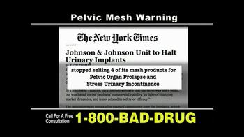 Pulaski & Middleman, L.L.C, Attorneys TV Spot For Pelvic Mesh - Thumbnail 2