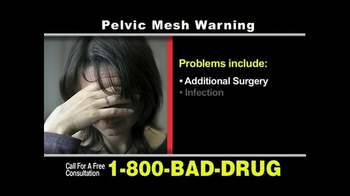 Pulaski & Middleman, L.L.C, Attorneys TV Spot For Pelvic Mesh - Thumbnail 6
